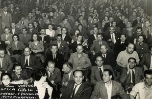 Firenze 1946: al congresso unitario CGIL