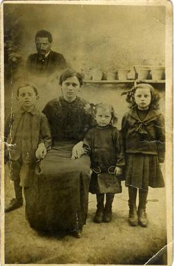 Famiglia di Felicita Seregni