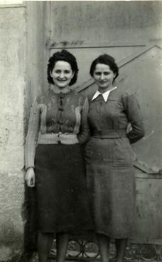 Felicita e la sorella Ambrogina