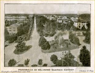 Panorama di Milanino