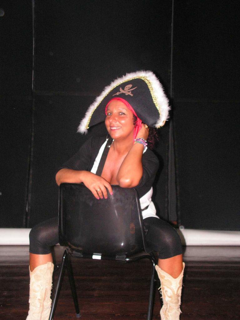 la pirata in teatro