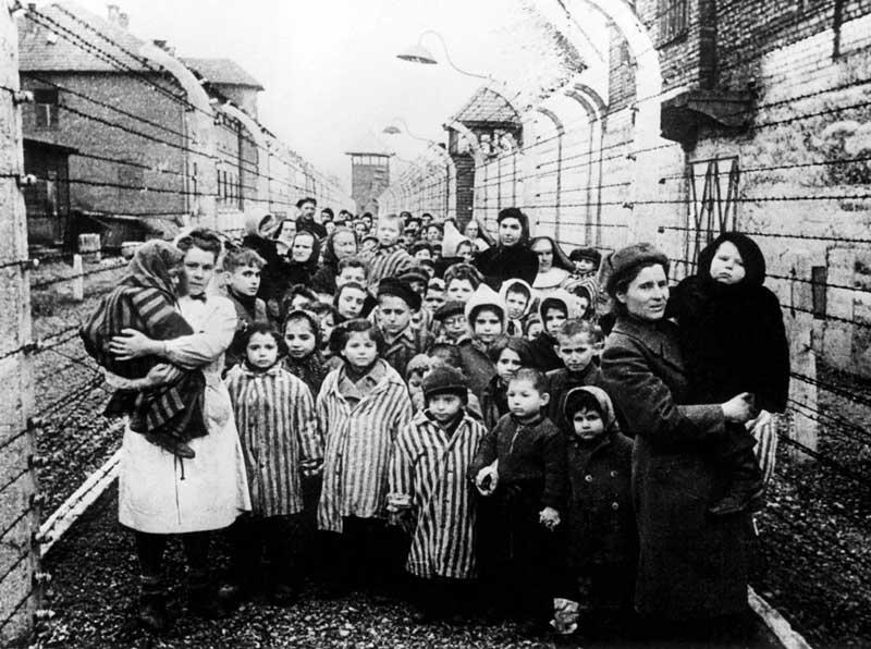 bambini deportati