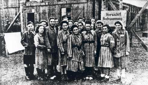 detenute a Bergen Belsen