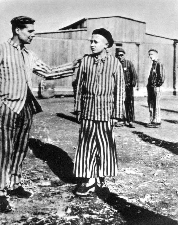 giovane detenuta