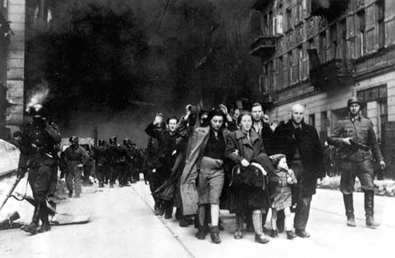 ghetto di varsavia - deportazione